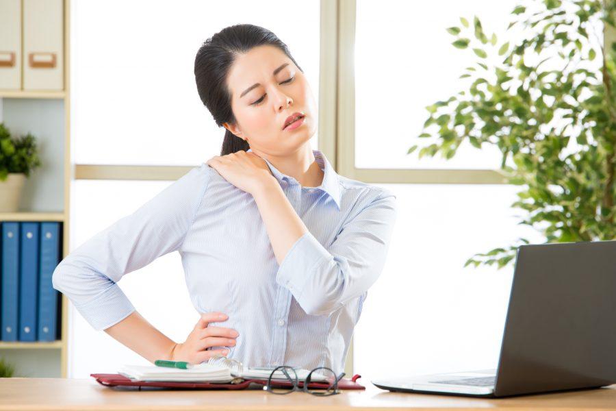 Douleur épaule droite et capsulite rétractile
