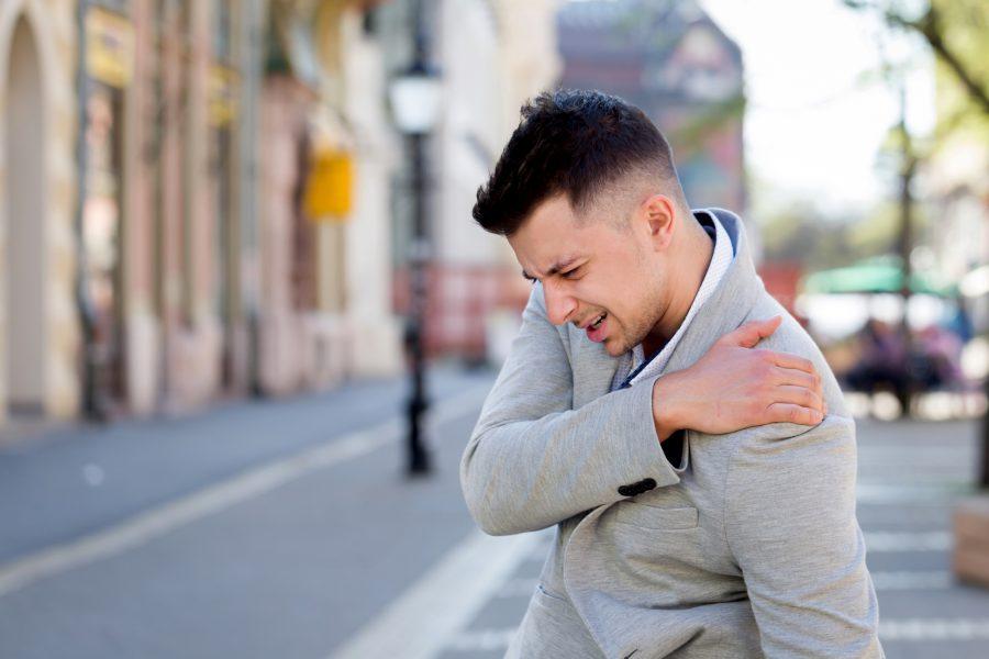 Douleur épaule gauche et tendinite épaule