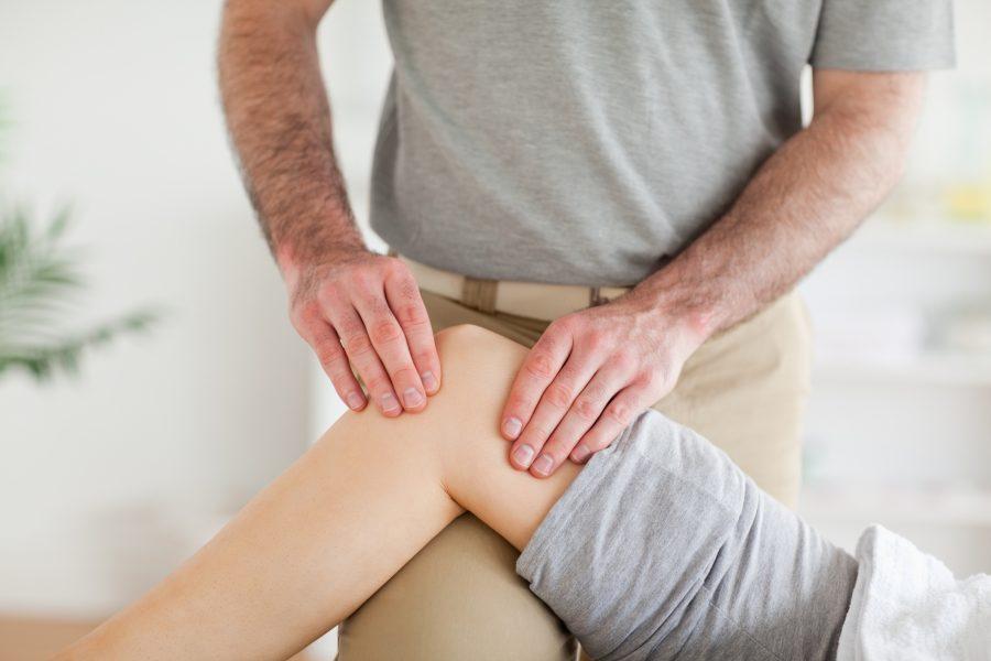 Douleur genou droit et troubles digestifs fonctionnels