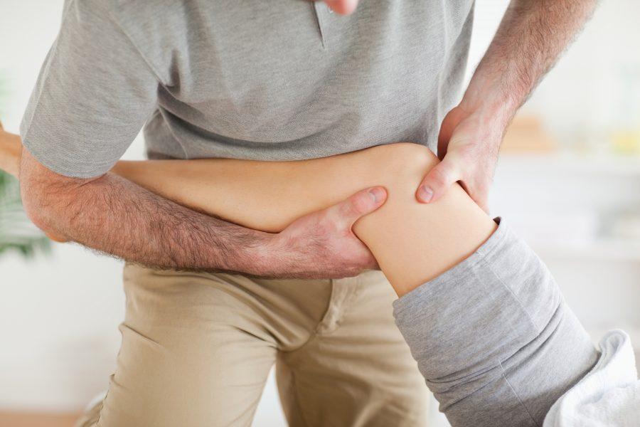 Opération du genou (Opération ménisque)