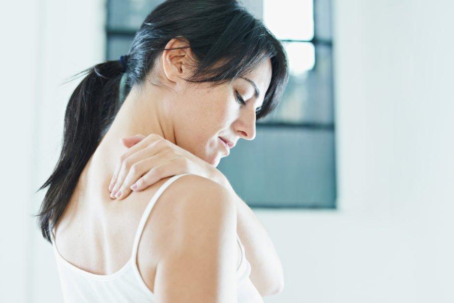 Cervicalgie chronique